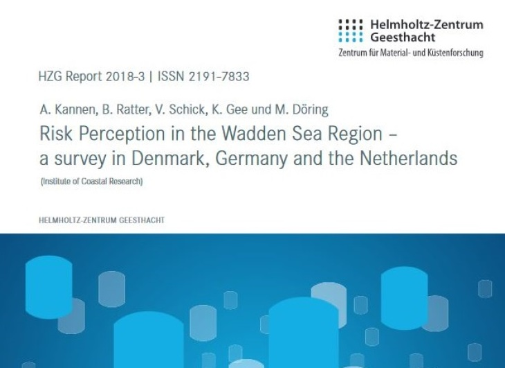 Risk Perception In The Wadden Sea Region – A Survey In Denmark _germany And The_