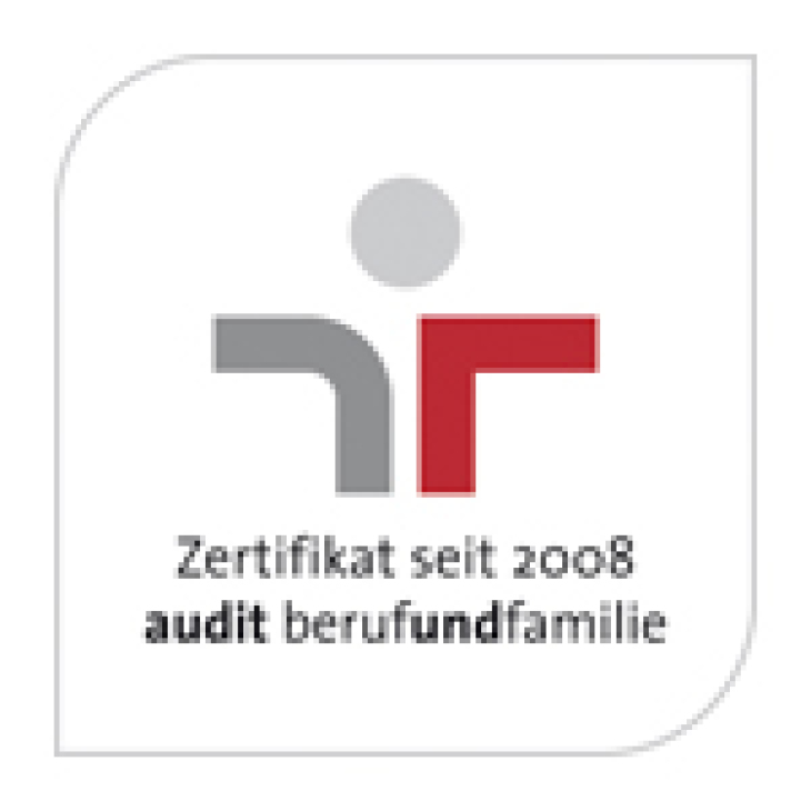 certificate audit berufundfamilie since 2008 small