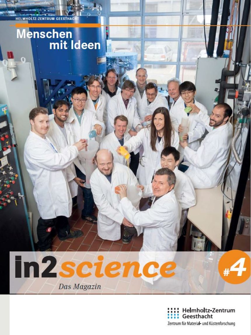 Cover In2science #4