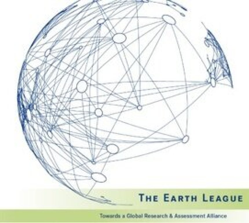Logo The Earth League