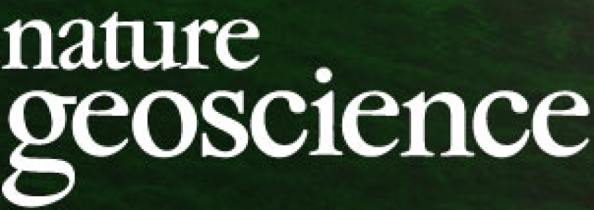 Nature Geoscience Logo