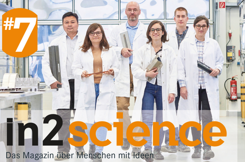 Cover in2science #7