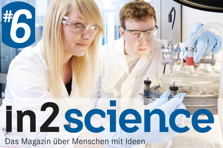 Cover in2science #6