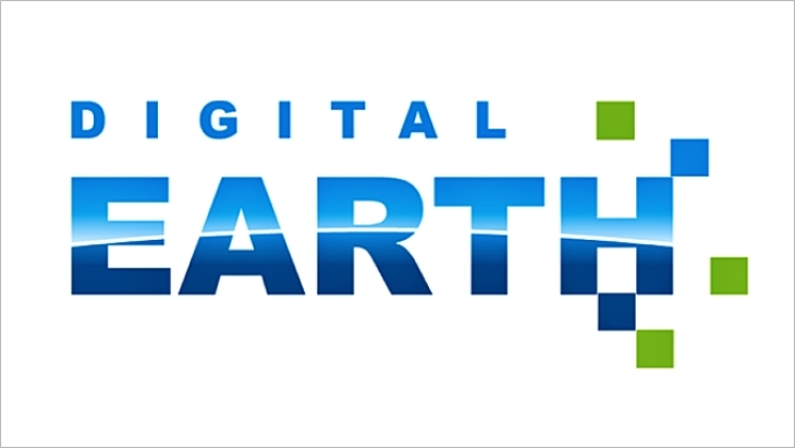 Digital Earth Logo