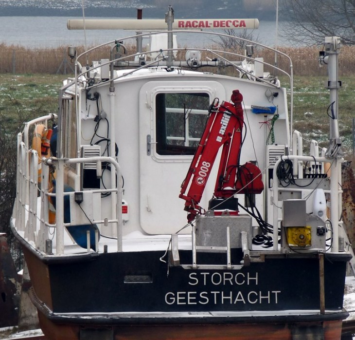 "Messboot ""Storch"""