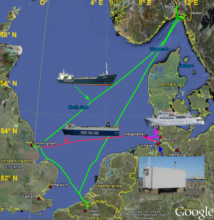 Northsea_HZG_Routes_own_pictures.png