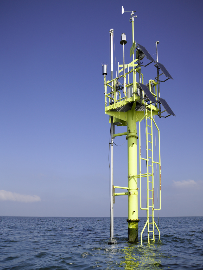 new observation system for the North Sea